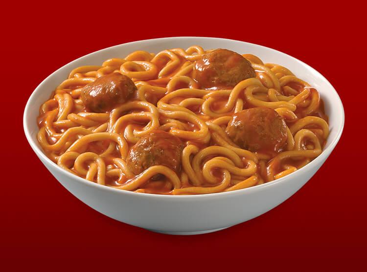 Mini Spaghetti Rings Amp Meatballs Can Chef Boyardee