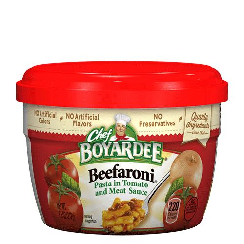 Chef Boyardee Brand Logo Beefaroni